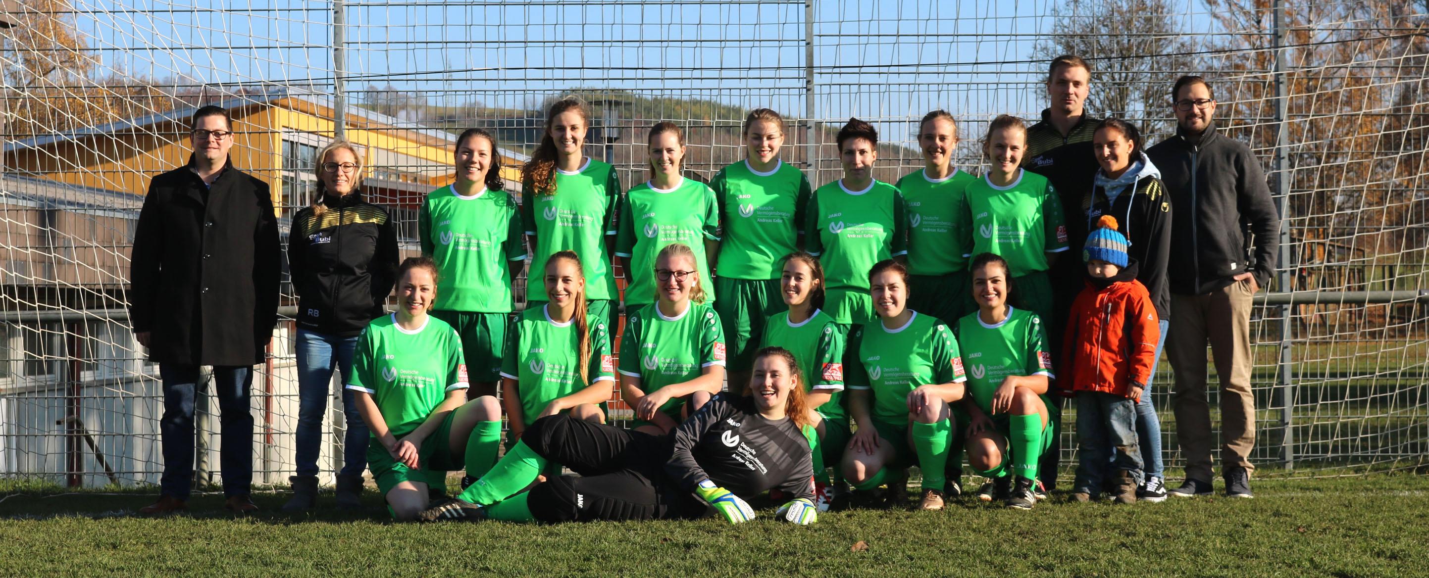 VFL-Damenmannschaft